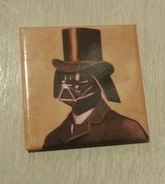 JDG Box - Un magnet Star Wars
