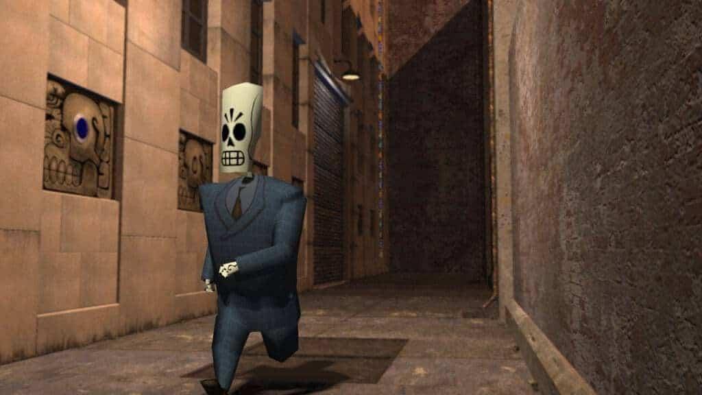 Grim Fandango Remastered : Une direction artistique originale