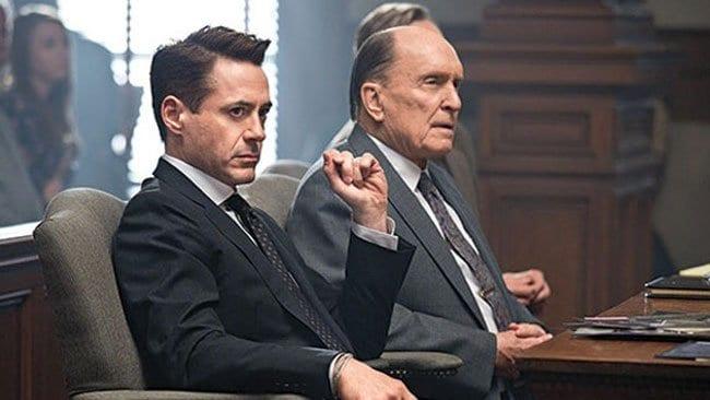 Le Juge - Un tandem d'acteurs remarquables