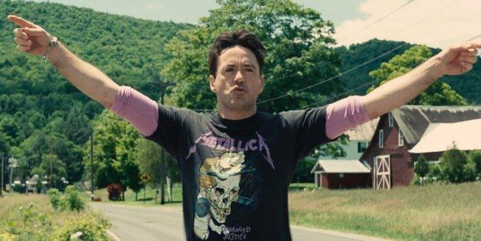 Le Juge - Un avocat et un t-shirt Metallica...