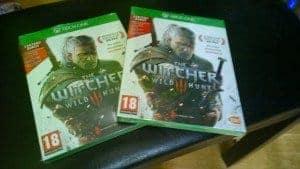 Witcher 3 sur Xbox One