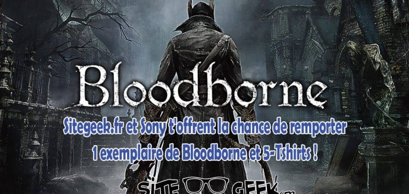 Bloodborne Concours
