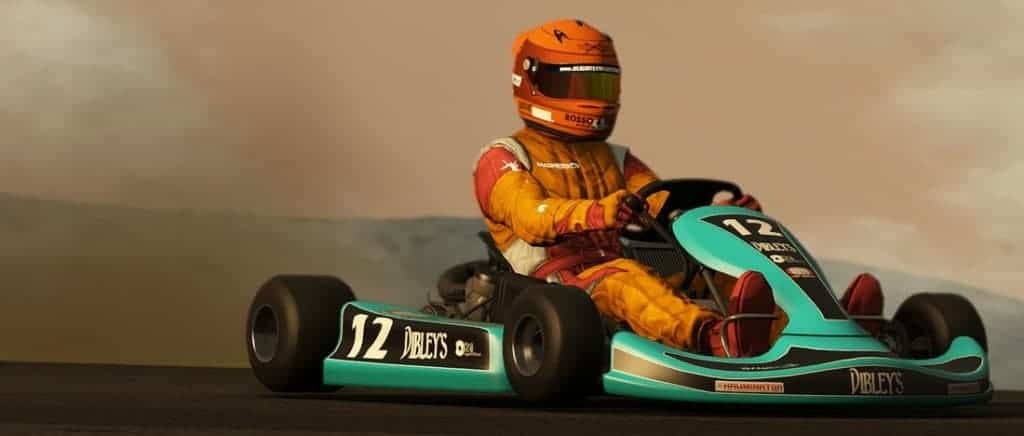Project CARS - Ah les joies du karting