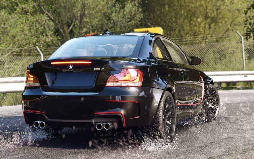 Project CARS - Oh qu'elle est belle ma BMW