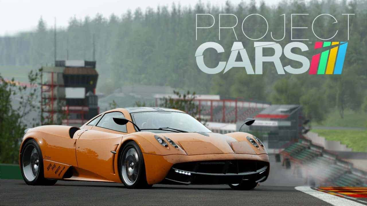 Project Cars Vr Test