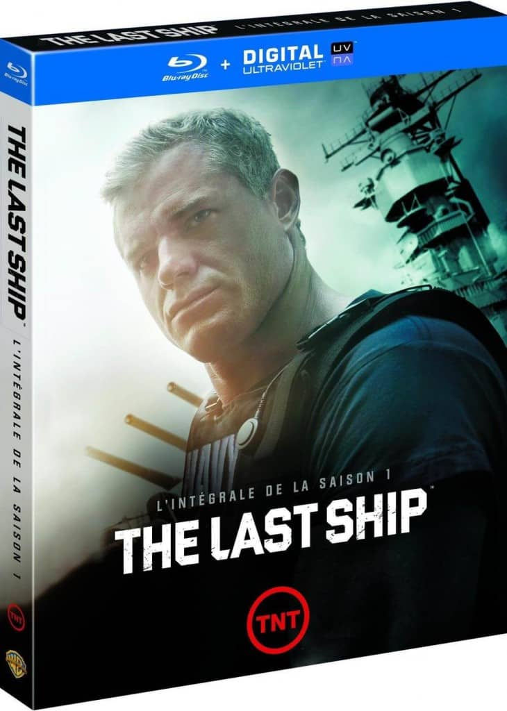 The Last Ship - Une belle édition Blu-ray