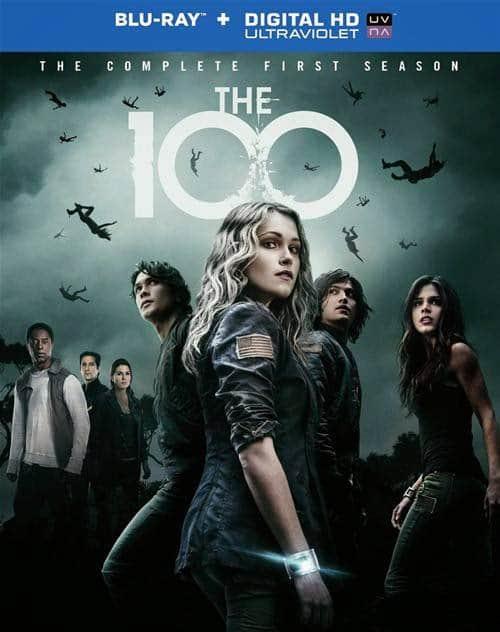 Les 100 - Une cover qui donne envie