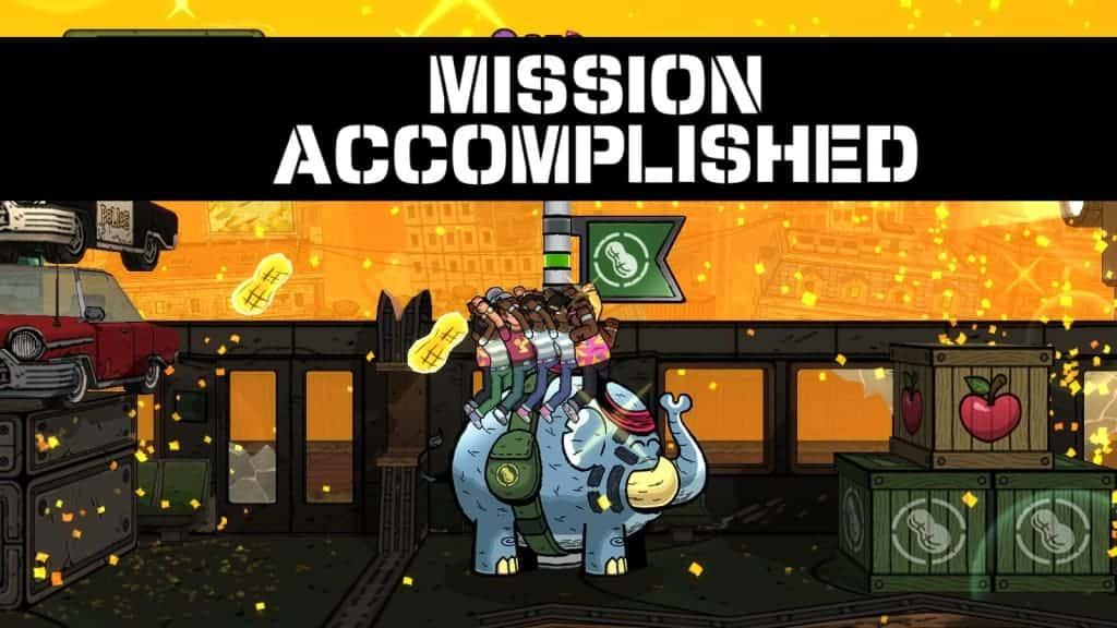 Tembo The Badass Elephant - De la 2D simple et juste