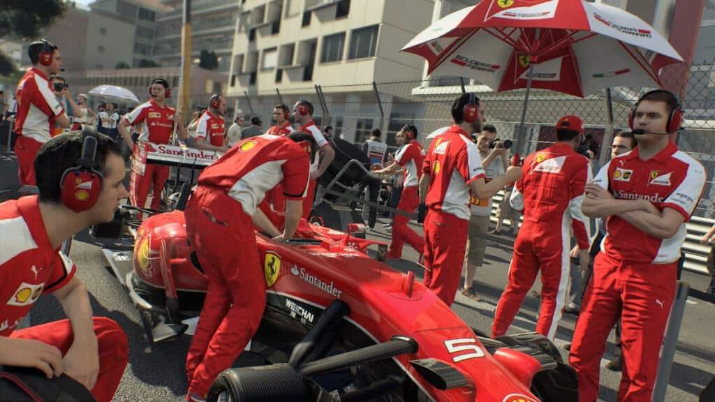 F1 2015 - Une orientation télé