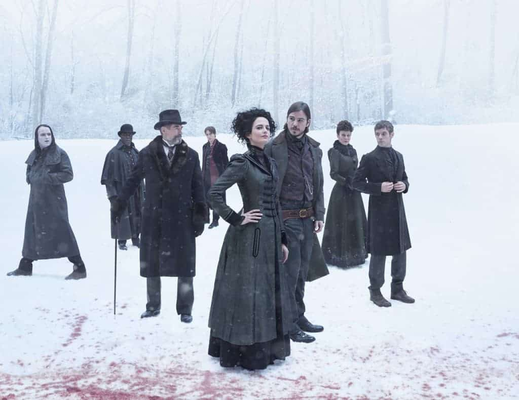 Le casting de Penny Dreadful comporte son lot de stars