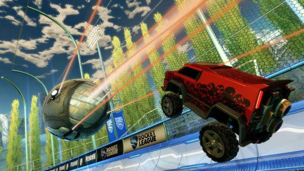 Rocket League - Un melange course/football très original