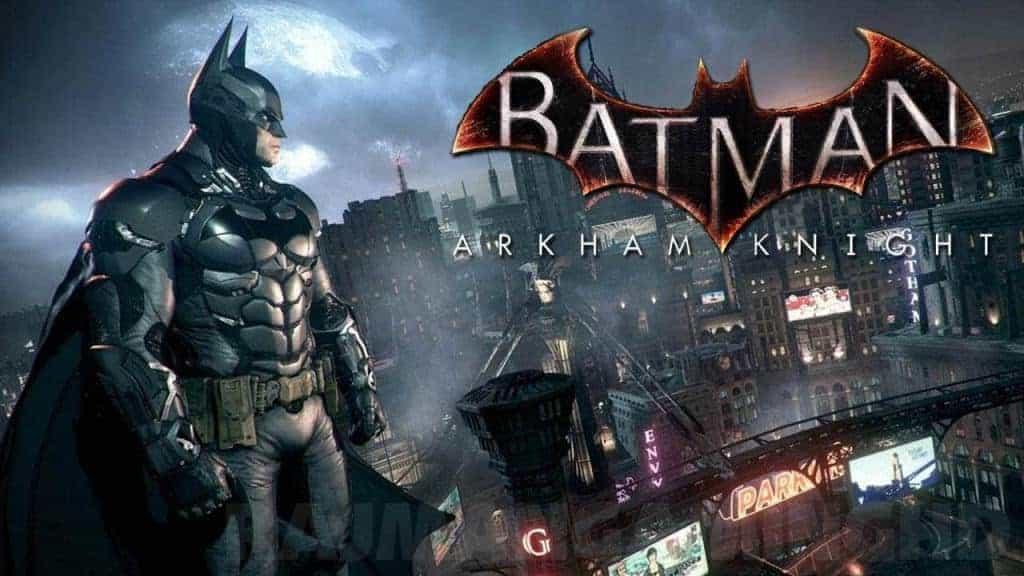 Batman Arkham Knight - A vous de jouer