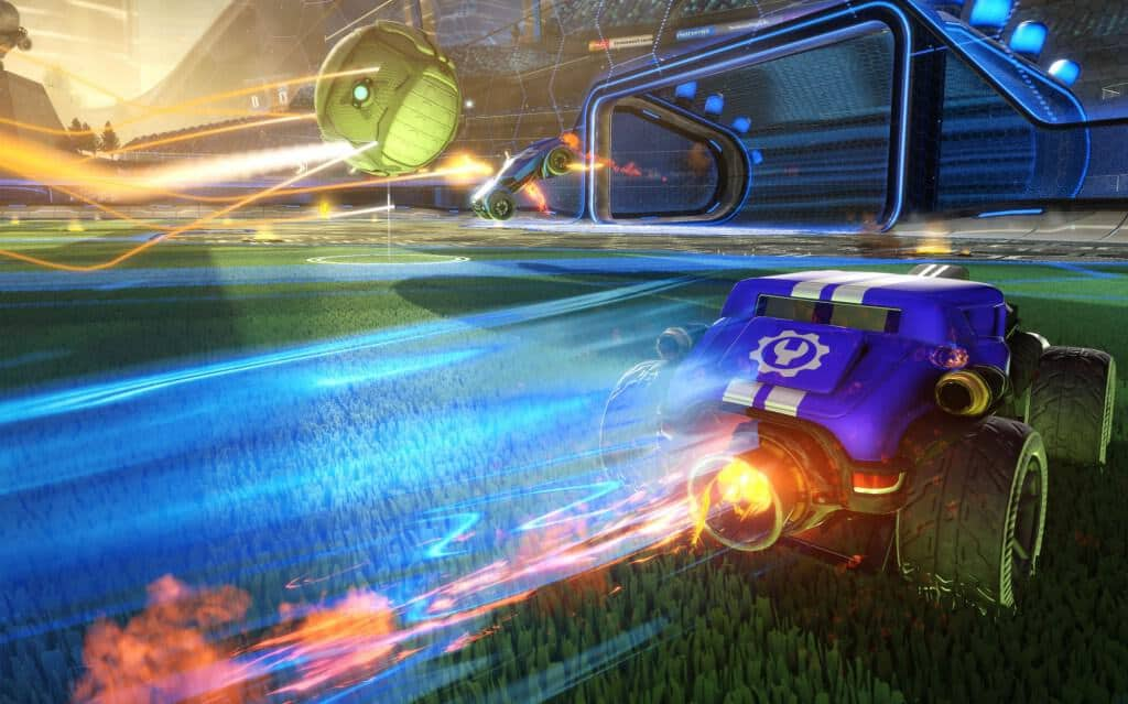 Rocket League - Rapide et fluide