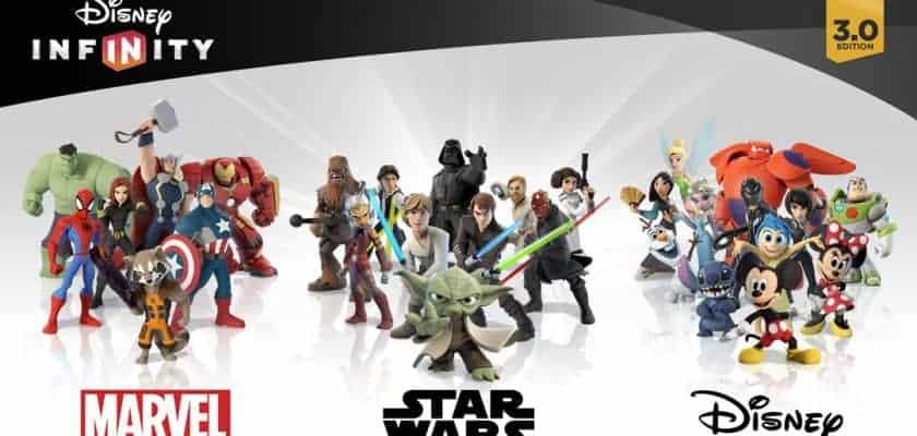 Disney Infinity 3.0 PS4