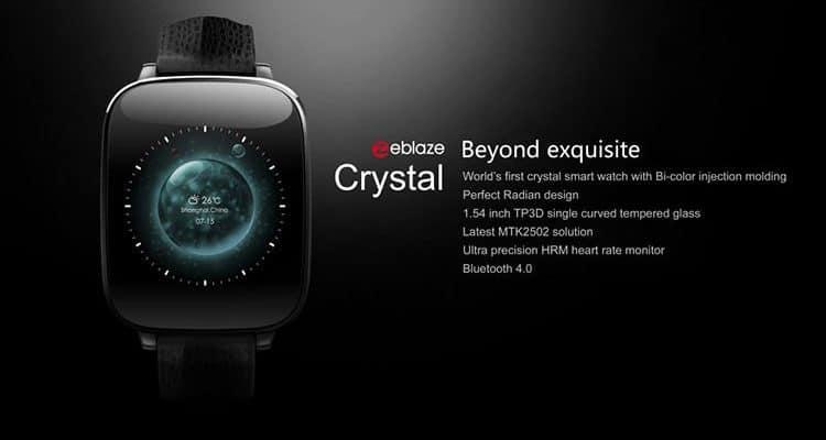 Zeblaze Crystal