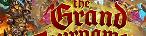 hearthstone - Le grand tournoi