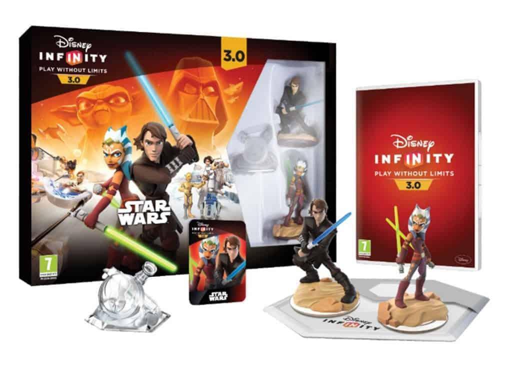 Disney Infinity 3 - Le starter pack de Twillight of the republic