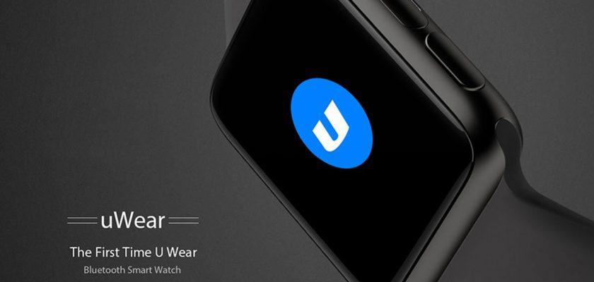 Ulefone uWear Smart Watch