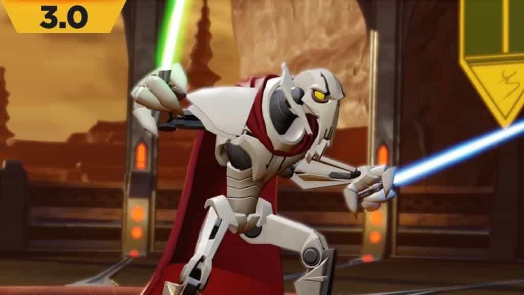 Disney Infinit 3 - Le premier boss trop badass