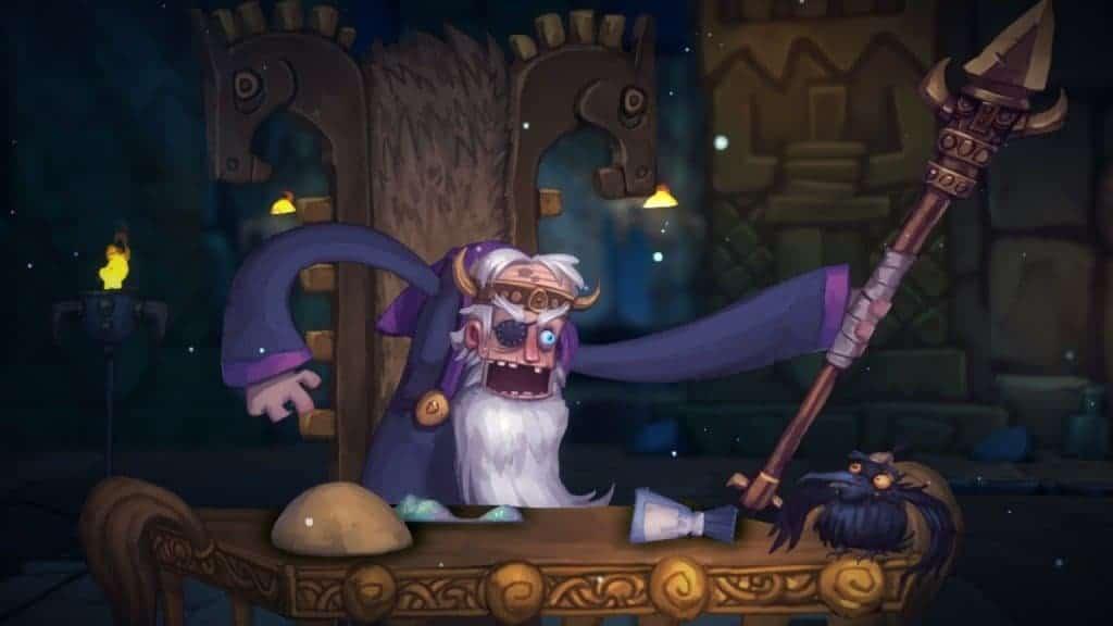 Zombie Vikings - Retrouvez l'oeil d'Odin
