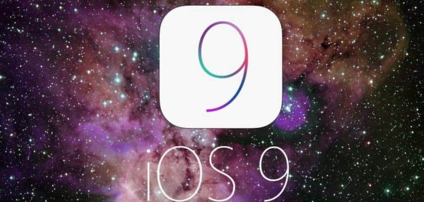 Apple iOS 9