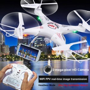 Shengkai D97 Quadcopter - Un drone complet
