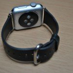 Bracelet cuir Olixar pour apple watch