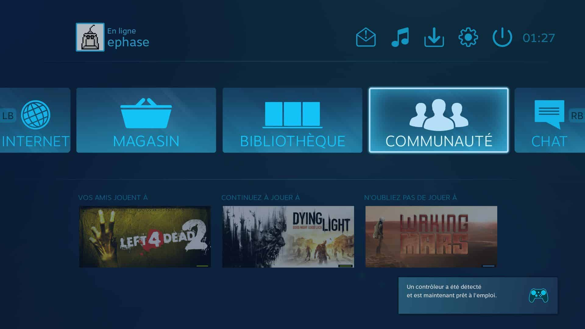 Test | Steam Controller - Valve invente la manette injouable
