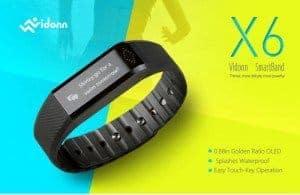 Vidonn X6 Bluetooth 4.0 Smart Watch