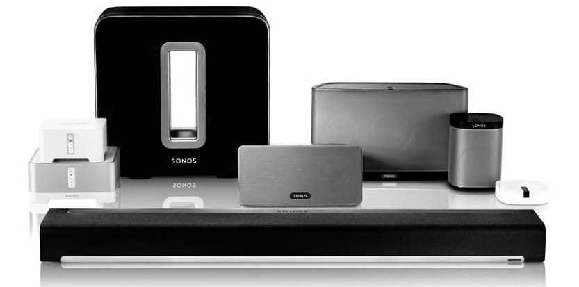 Sonos Playbar & Sub - Sonos, le spécialiste de l'enceinte connectée. ©Sonos