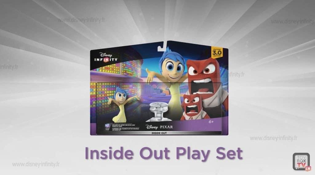Disney Infinity 3.0 - Vice Versa - Le kit de base
