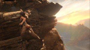 Rise of the Tomb Raider - Les environnements sont superbes