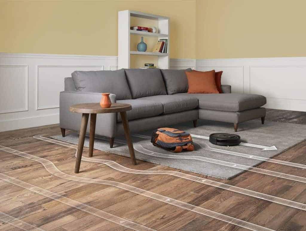 Roomba 980 - Il cartographie l'environnement pour tout anticiper