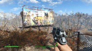 Fallout 4 - Les pubs à l'ancienne. J'adoooore!