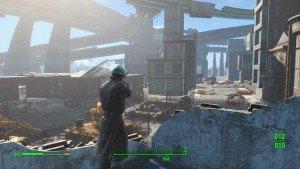 Fallout 4 - Ca donne quand même envie d'y jouer comme ça.