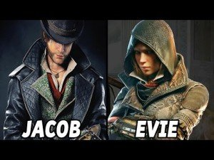 Assassin's Creed Syndicate - Voici Jacob et Evie Frye