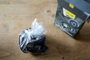 Chargeur Olixar - Mieux vaut vite oublier l'emballage en plastique !