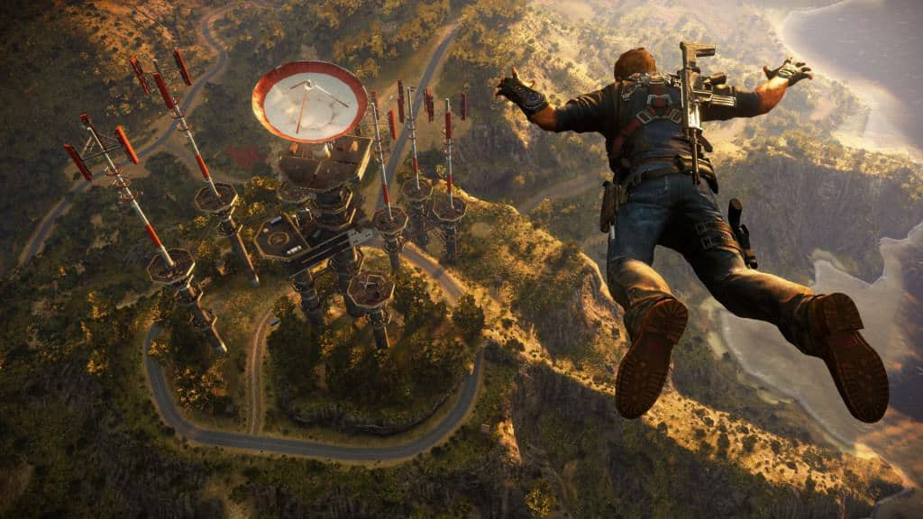Just Cause 3 - Attention, héros en approche!