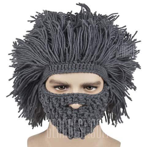 Bonnet barbe - le style afro