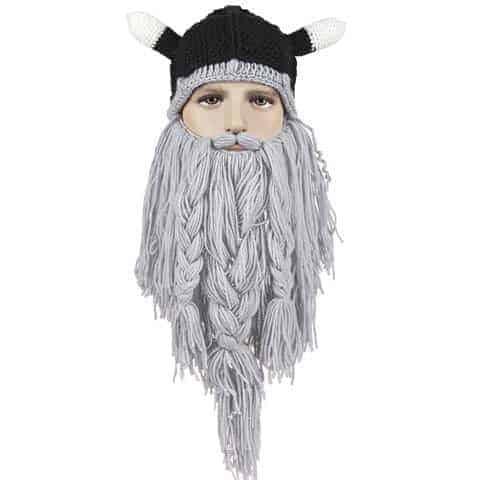 Bonnet barbe - la version viking
