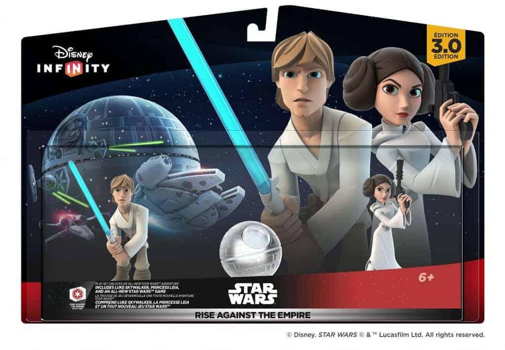 """Disney Infinity 3.0 - Le pack de base de l'aventure """"Rise against the empire"""""""