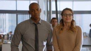 Supergirl - Petit changement Jimmy Olsen sera black.