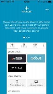 Devialet Phantom - Deezer, Qubuz et Tidal, c'est un peu léger comme offre streaming !