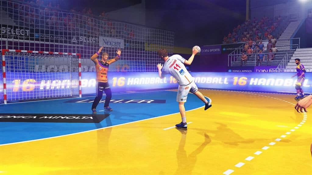 Handball 2016 sur Xbox One et PS4