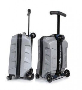 Scooter Suitcase - Gearbest
