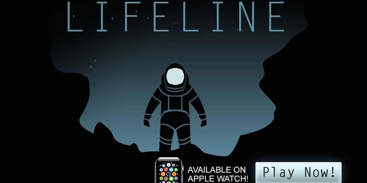 Lifeline : ce jeu a quelque chose d'attirant, mystérieux.