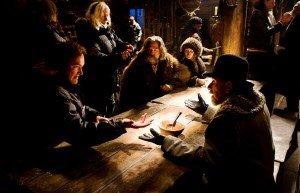 Les 8 Salopards - Tim Roth sous la direction de Quentin Tarantino