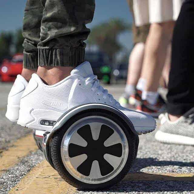 Hoverboard Weebot - Allez vous craquer?
