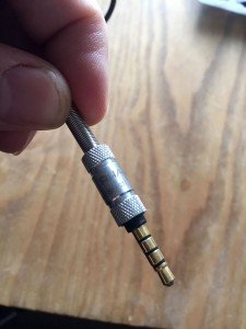RHA MA750i - Câble et jack sont stylés !