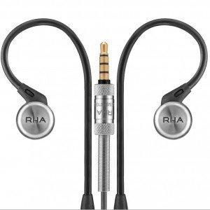 RHA MA750i - Ce système tour d'oreille est déroutant, mais finalement pratique.